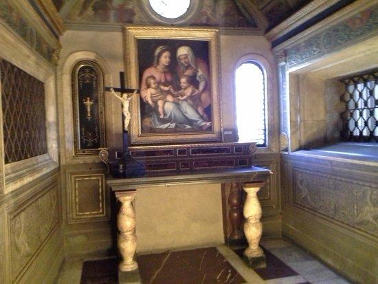 Museo di Palazzo Vecchio : Capella Dei Priori