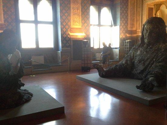 Museo di Palazzo Vecchio : Buda e Jesus!