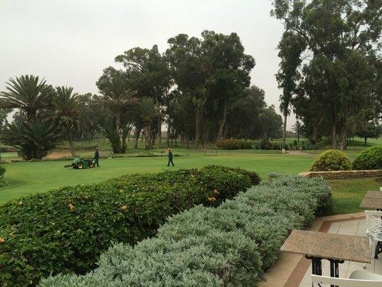 Golf du Soleil : great landscaping