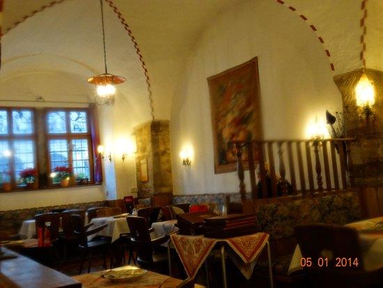 Baumeisterhaus: Средневековье