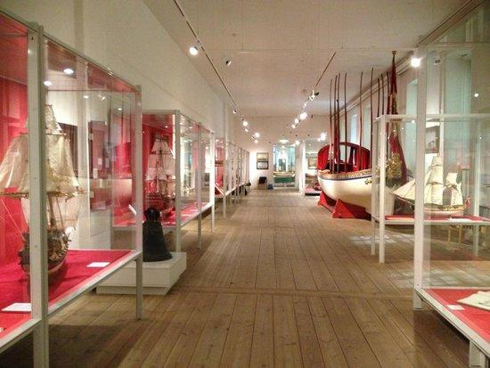Orlogsmuseet Copenhagen hvad siger