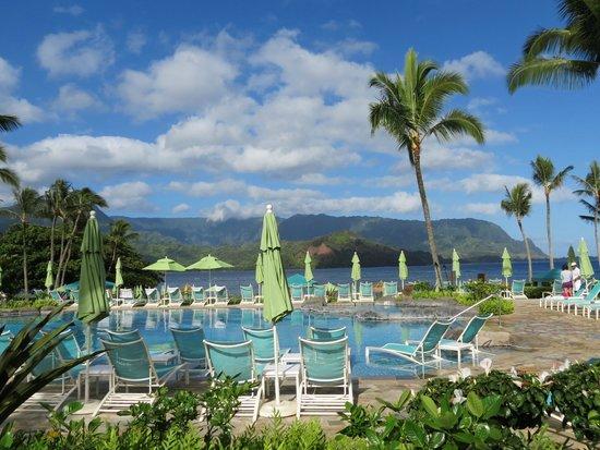 St. Regis Princeville Resort: Beautiful property
