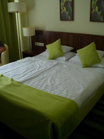 Hotel Ginkgo Sas: Bed
