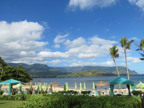 St. Regis Princeville Resort: Gorgeous views