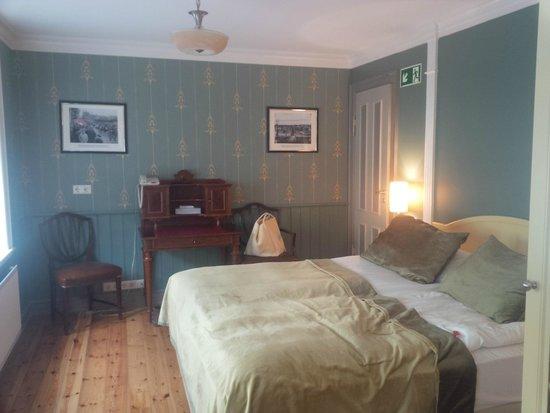 Hotel Reykjavik Centrum: La chambre