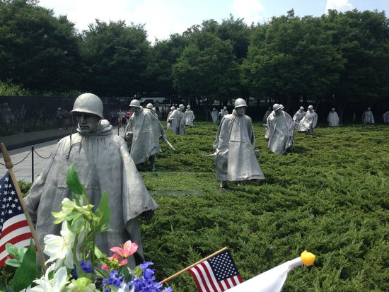 Walk of the Town: Korean Memorial