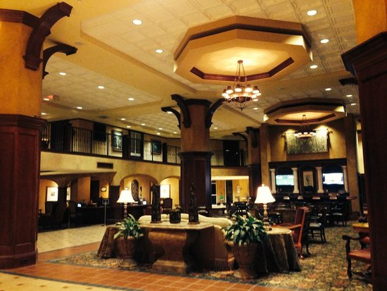 Hammock Beach Resort: Lobby
