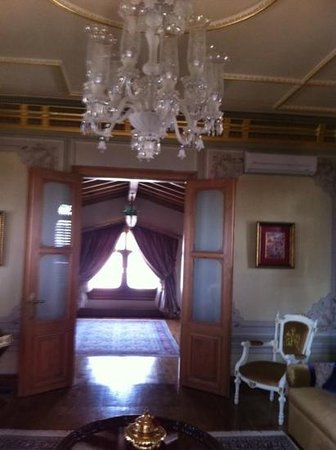 Izmit, Turquía: One of the rooms