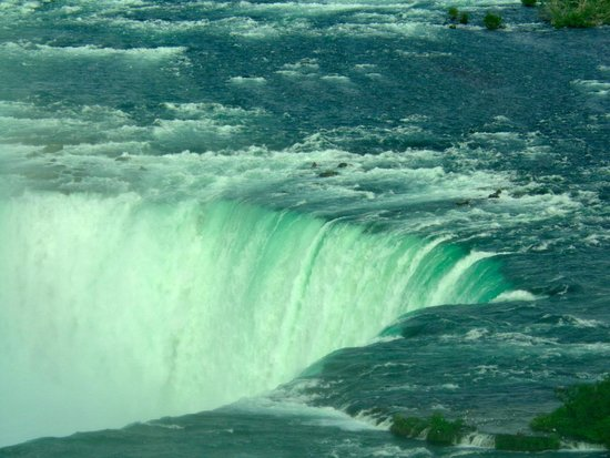 Niagara Falls Marriott Fallsview Hotel & Spa: simply wonderful!!