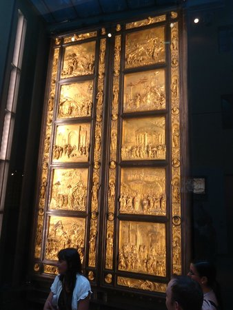 Museo dell'Opera del Duomo : Porta do Paraíso