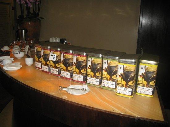 Heritage Avenida Liberdade Hotel: Anyone for Tea?