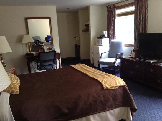 Jack Daniels Motor Inn : Room #209 View