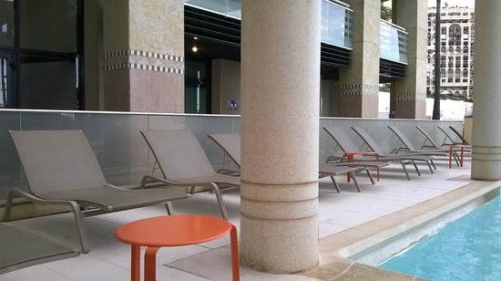 Riviera Marriott Hotel La Porte de Monaco : Lovely & Clean