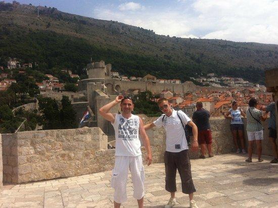 Hotel Croatia Cavtat : Dubrownik old town
