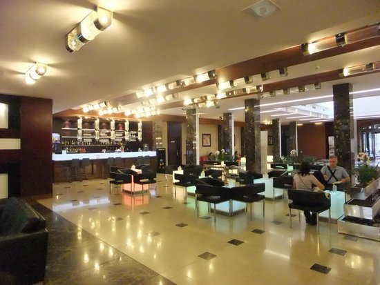 Hotel Grand Majestic Plaza Prague: Outstanding hotel