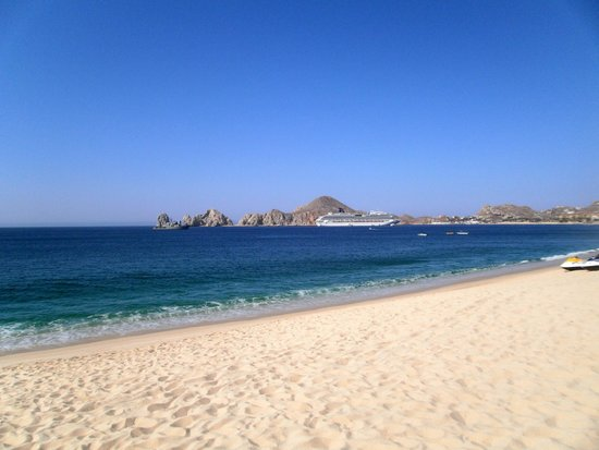 Hotel Riu Palace Cabo San Lucas: Beach