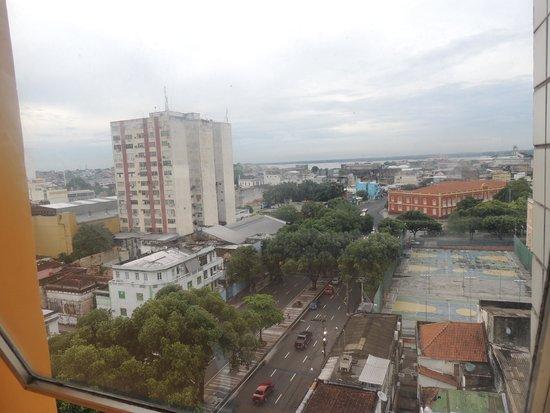 Plaza Hotel Manaus: вид из окна