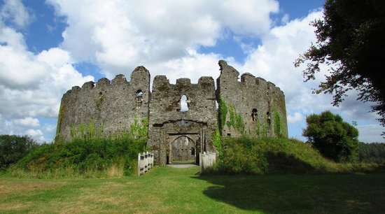 Restormel Castle: Restormal Castle