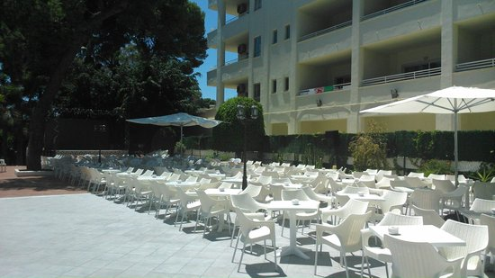 Hotel Roc Costa Park : Zona Animación