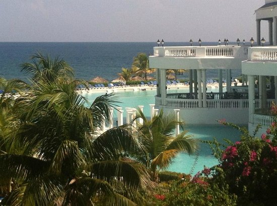 Grand Palladium Jamaica Resort & Spa: Our view