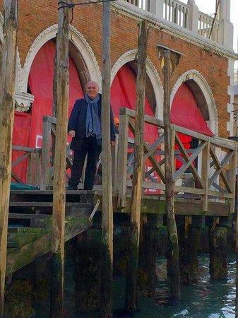 In pescheria a due passi dalla cicchetterie All'Arco