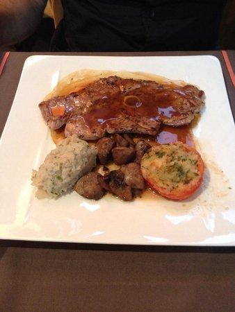 Restaurant la veranda du dauzac dans niort avec cuisine for Cuisine you niort