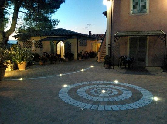Antico Borgo il Cardino: Visione d'insieme