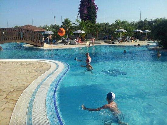 Villaggio Merino: Piscina