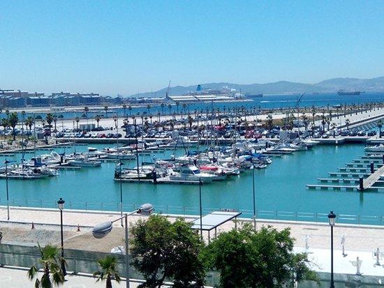 Ohtels Campo de Gibraltar: puerto