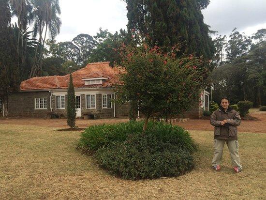 Nairobi Tented Camp : Karen Blixen