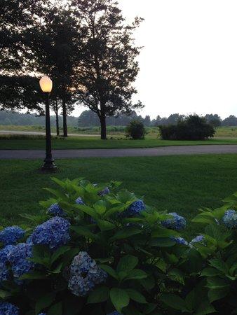 HawksHead Restaurant: Beautiful grounds