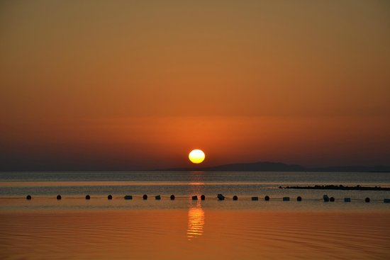 Hilton Hurghada Resort: spiaggia alba