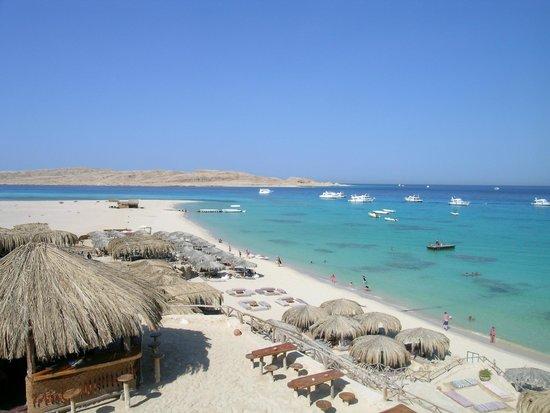 Hilton Hurghada Resort: escursione isola mahmaya