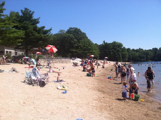 Milton, MA: Beach area