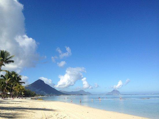 Sugar Beach Resort & Spa : Beach