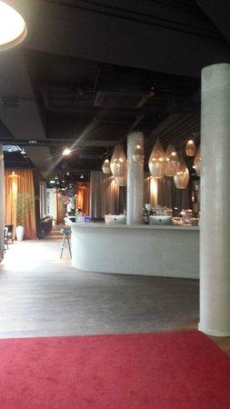 i31 Hotel: Reception area
