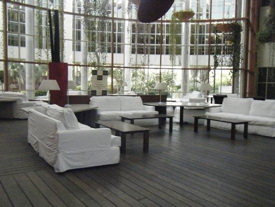 Silken Al-Andalus Palace Hotel : Photo intérieur Hôtel