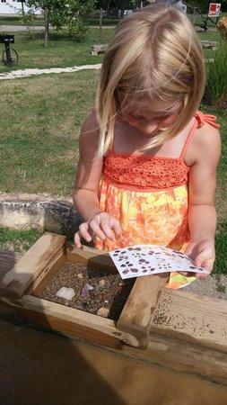 Deanna Rose Children's Farmstead: Mining