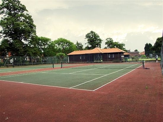 Park Lea Guest House Central Tennis Courts