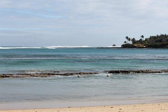 Maritim Resort & Spa Mauritius: View from Sunbed