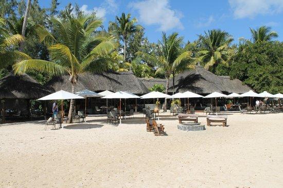 Maritim Resort & Spa Mauritius: La Maree Restaurant and Bar