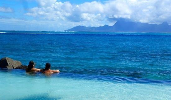 InterContinental Resort Tahiti : Beautiful