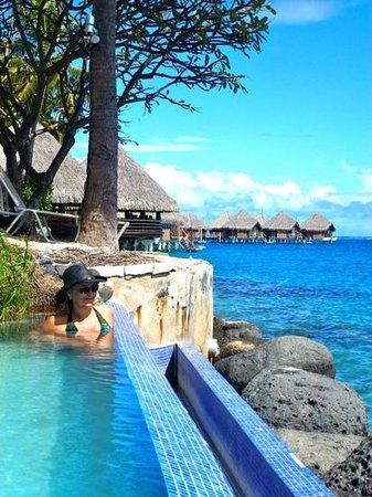 InterContinental Tahiti Resort & Spa : happiness