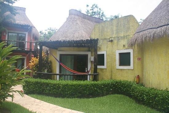 Iberostar Cozumel: our bungalow