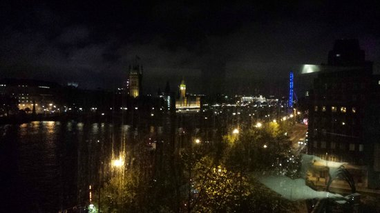 Park Plaza Riverbank London: natt