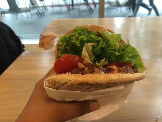 Clover Food Lab (HSQ): Awesome food!
