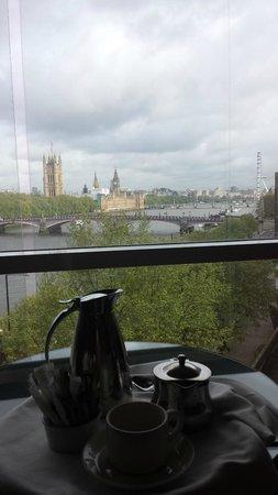 Park Plaza Riverbank London: utsikt