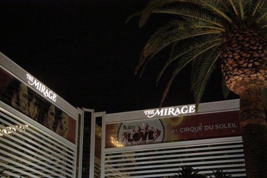 The Mirage Hotel & Casino: mirage hotel