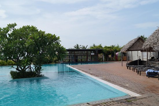 Club Mahindra Puducherry: Break here!!