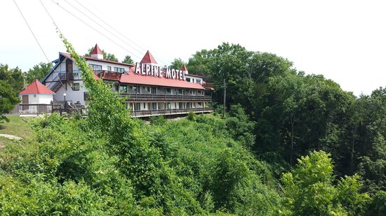 Alpine Motel: Pretty!